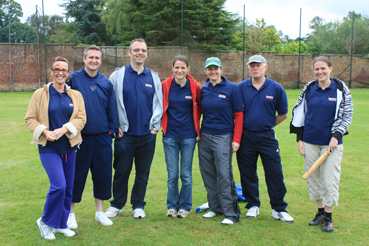 Second MedComms Softball Tournament, July 2012